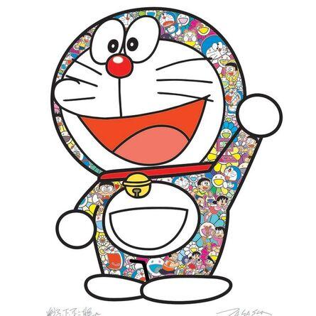 Takashi Murakami, 'Doraemon Come on! let's go! ', 2020