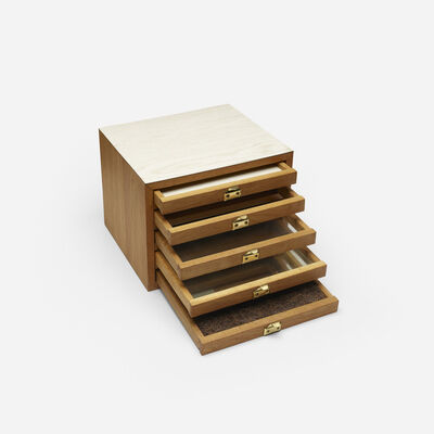 Richard Artschwager, 'Untitled (Box with Five Drawers)', 1971
