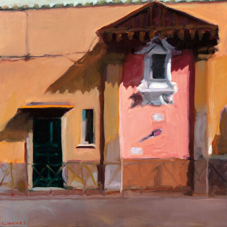 Connie Hayes, 'Sheltered Shrine, Rome'