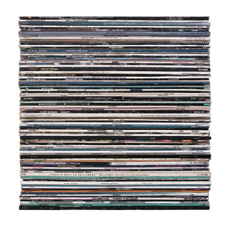 Mark Vessey, 'EIGHTIES', 2018