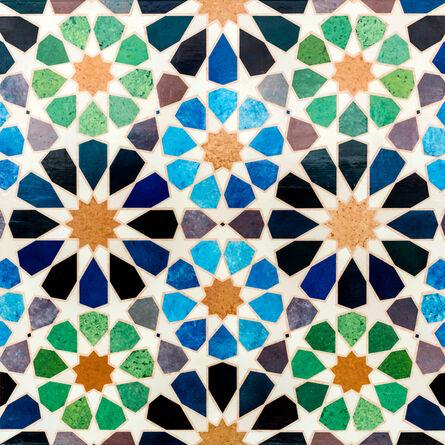 Ben Johnson (b.1946), 'Alhambra 9', 2016