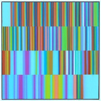 Tim Bavington, 'Spring (At Last), Blue Study #2', 2005