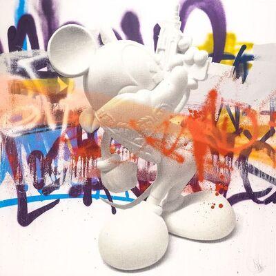 OG Slick, 'Graffiti Does it', 2018