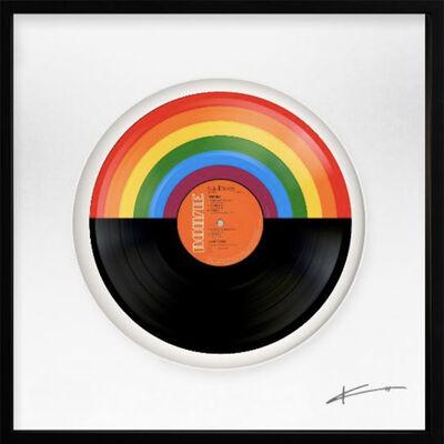 Keith Haynes, 'Rainbows & Heroes (Charity Artwork)', 2020