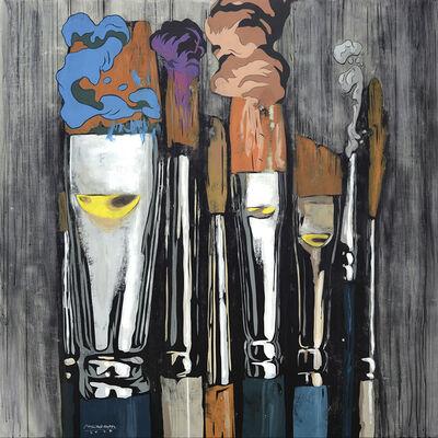 Pablo Biglang-Awa, 'Burn', 2020