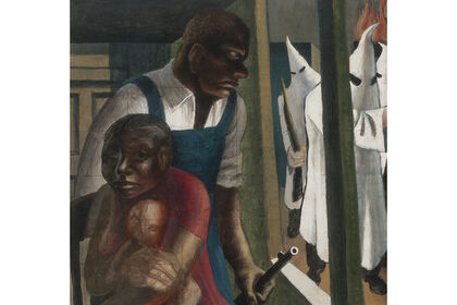 "Reckoning with ""The Incident"": John Wilson's Studies for a Lynching Mural"