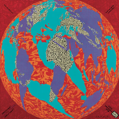 Constantin Xenakis, 'World Wide War', 2014