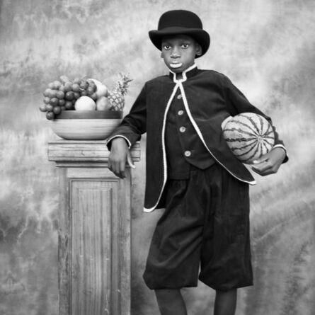 Fabrice Monteiro, 'Watermelon boy', 2017