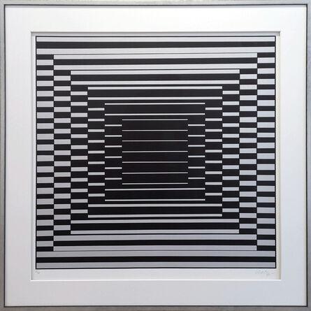 Victor Vasarely, 'Bora', 1964