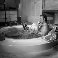 Terry O'Neill, 'Sean Connery as Bond', 1971