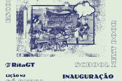 School Next Door: Lição nº2 Só Bumba na Chicala