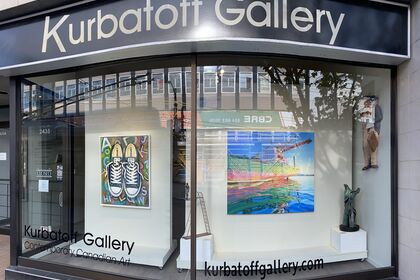 Group Exhibition of New Works by Gallery Artists