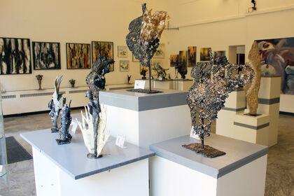 Sculptures exhibtion