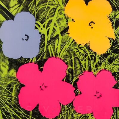 Andy Warhol, 'Flowers (FS II.73)', 1970