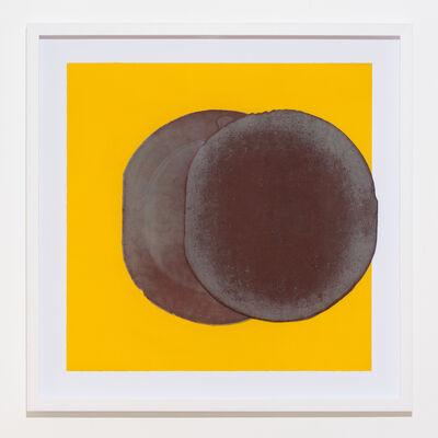 El Anatsui, 'Carmine Eclipse, ed. 2/3', 2016