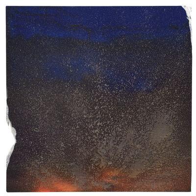 Joe Goode, 'BLUE STEEL'