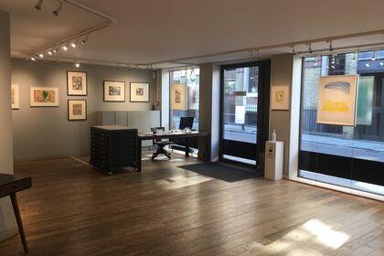 Barbara Hepworth and Henry Moore | Graphics