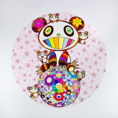 Takashi Murakami, 'Sakura and Panda ', 2020