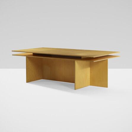 Donald Judd, 'Table (B-Vb73)', 1990