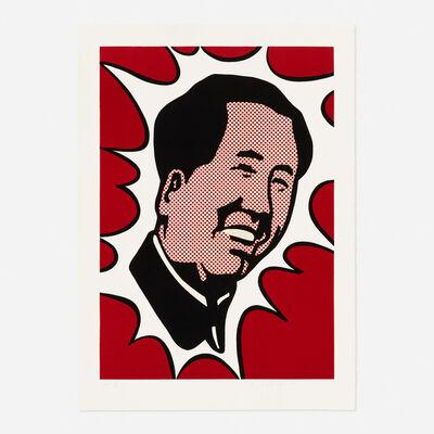 Roy Lichtenstein, 'Mao', 1971