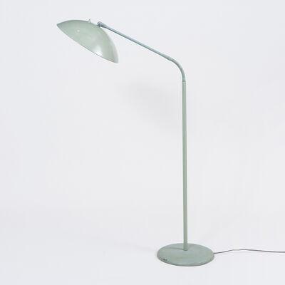 Kurt Versen, 'Iconic Painted Steel Lamp   ', 1948