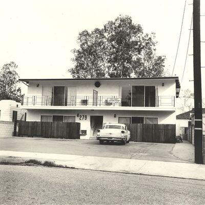 Ed Ruscha, '279 SOUTH AVENUE 54', 1965-2003