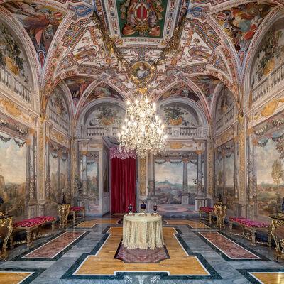 Lorenzo Maccotta, 'The Room of Dughet at Palazzo Colonna, Rome, Italy', 2020