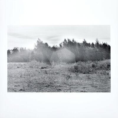 Sophia Hamann, 'LÄUFER 16', 2014