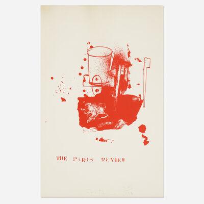 Jim Dine, 'The Paris Review', 1965