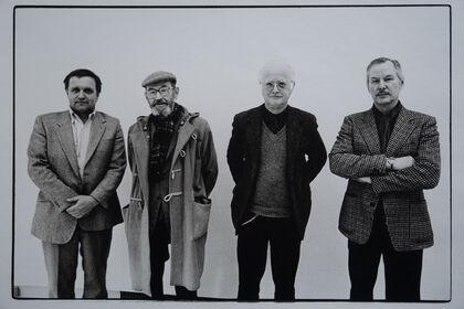 After NUL - the late works. Armando, Henderikse, Peeters, Schoonhoven, de vries