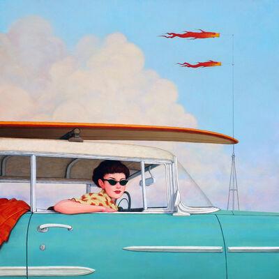 Fred Calleri, 'Koi Joy', 2021