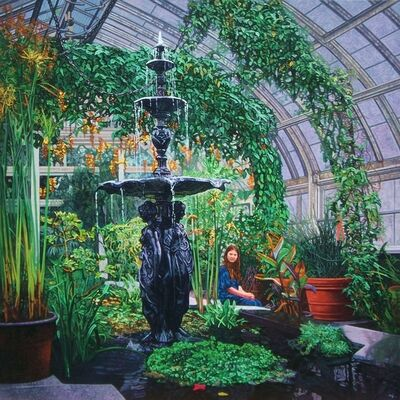 Mark Jacobson, 'Green Cathedrals', 2013