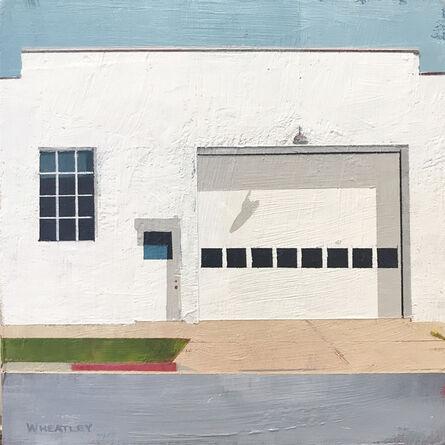 Justin Wheatley, 'Logan Garage', 2018