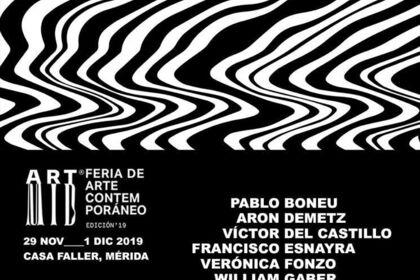 ART MID: Feria de Arte Contemporáneo en Mérida