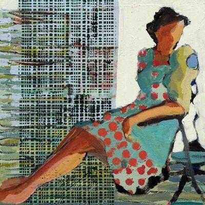 Linda Christensen, 'Polka', 2021