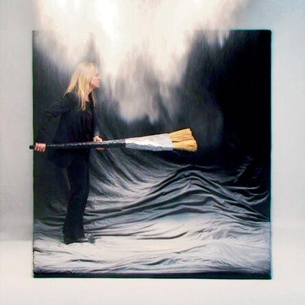 Susanne Wagner, 'The Paintress (Steffi)', 2011