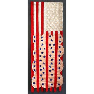 Patricia Dahlman, 'Trump's America with Vomit and Blue Stars', 2020
