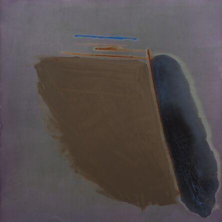 Dan Christensen, 'Chwana', 1981
