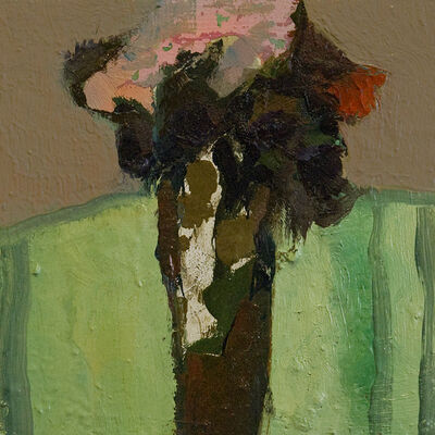 Jennifer Hornyak, 'Thalo Green with a Touch of Red', 2017