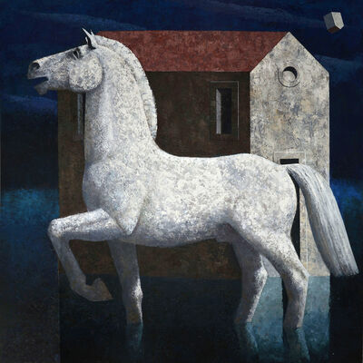 Matthias Brandes, 'Cavallo', 2019