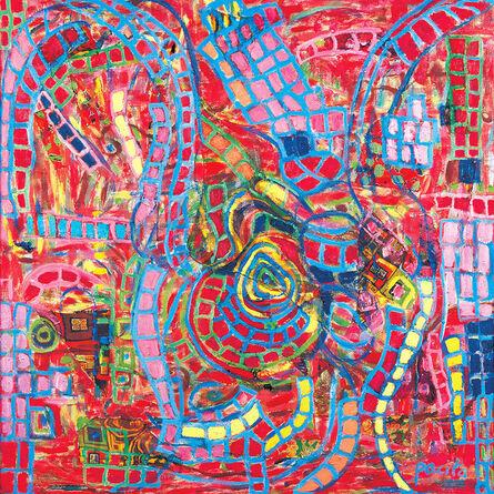 Pacita Abad, 'Seventeen came', 2000