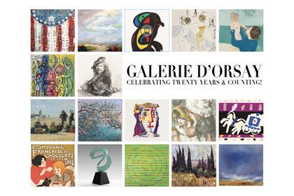 Galerie d'Orsay: Celebrating Twenty Years & Counting!