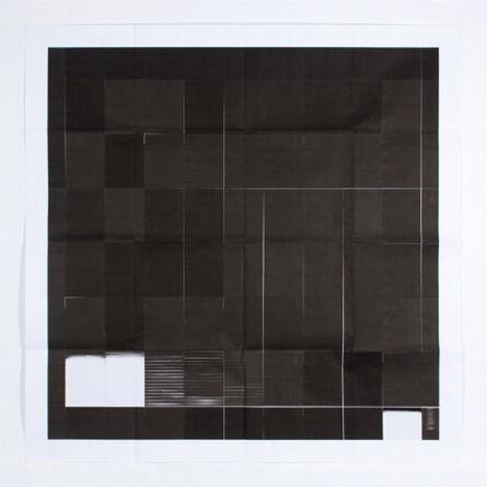 Juan Carlos Bracho, 'Negro', 2013