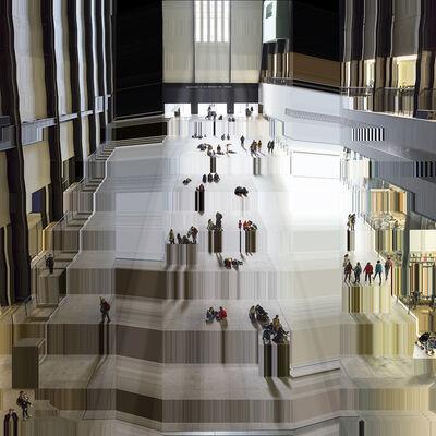 Asaf Gam Hacohen, 'Tate Ground Floor', 2017
