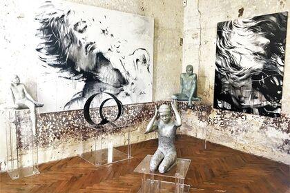 Collective Sculpture exhibition