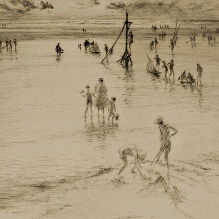 """Edgar Chahine, '""""Marée basse (T. 415)""""', 1930"""