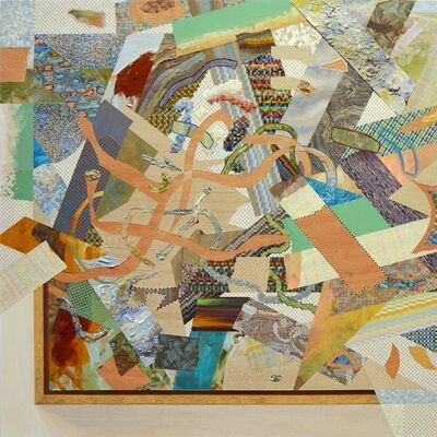 Mark Stebbins, 'Spatial complex', 2015