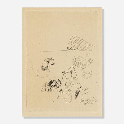 Marc Chagall, 'Birth (from La Maternite Suite)', 1926