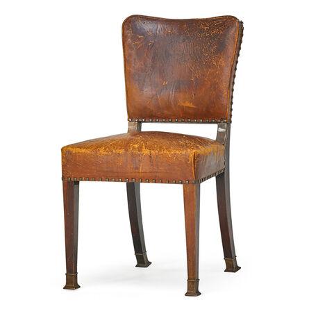 Adolf Loos, 'Chair, Austria', ca. 1900