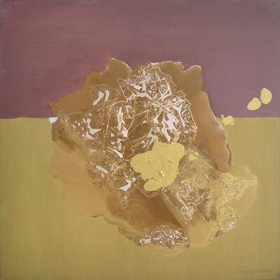 Dorothy Hood, 'Golden Flower', early 1990s